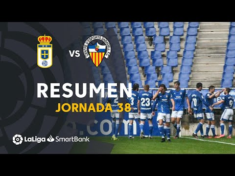 Oviedo Sabadell CE Goals And Highlights