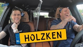 Nieky Holzken - Bij Andy in de auto! (English subtitles)