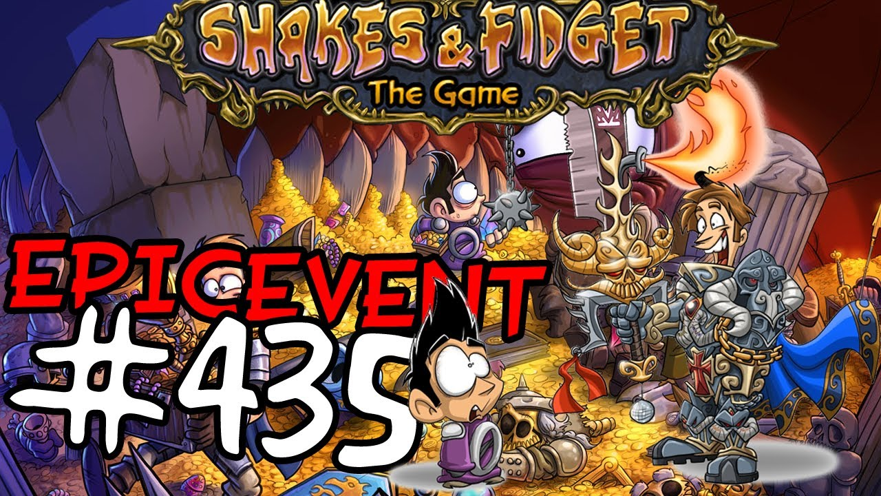 Shakes And Fidget Magier