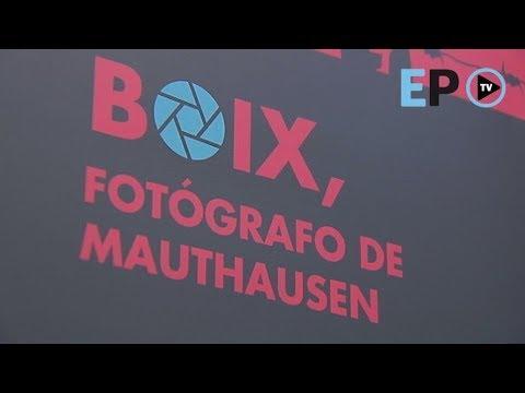 Boix, fotógrafo de Mauthausen