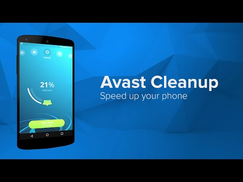 Avast Cleanup & Boost - Speed up your phone