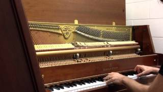 Hear A Very Out Of Tune Piano Before And After Tuning