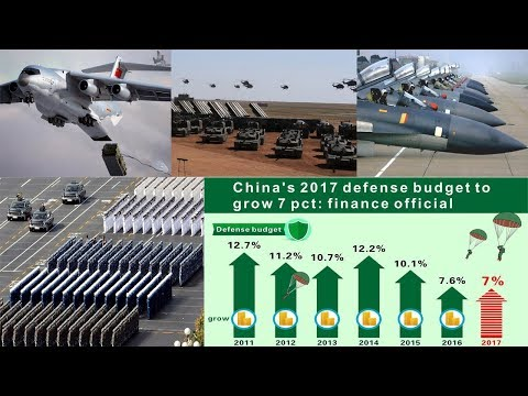 Why China's Military Budget is Larger Than it Appears