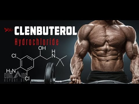 Oral clenbuterol side effects