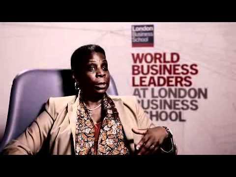 Profile: Ursula Burns, CEO and Chairman, Xerox Corporation ...