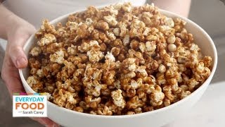 Caramel Corn With Peanuts - Everyday Food With Sarah Carey
