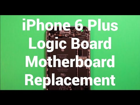 IPhone 6 Plus Logic Board Motherboard Replacement How To Change