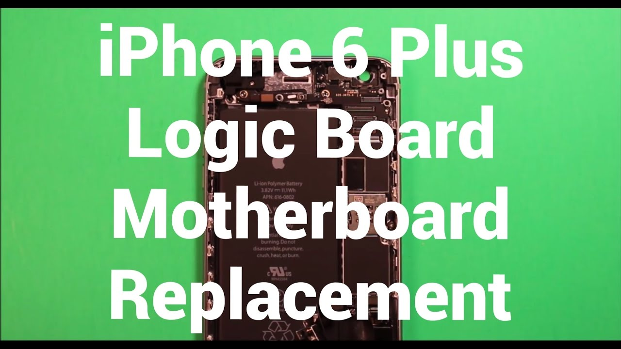 Iphone Motherboard Replacement Cost