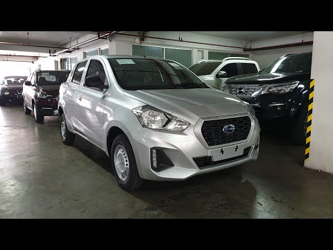 Datsun Go Panca D M/T Facelift 2019 In Depth Review Indonesia
