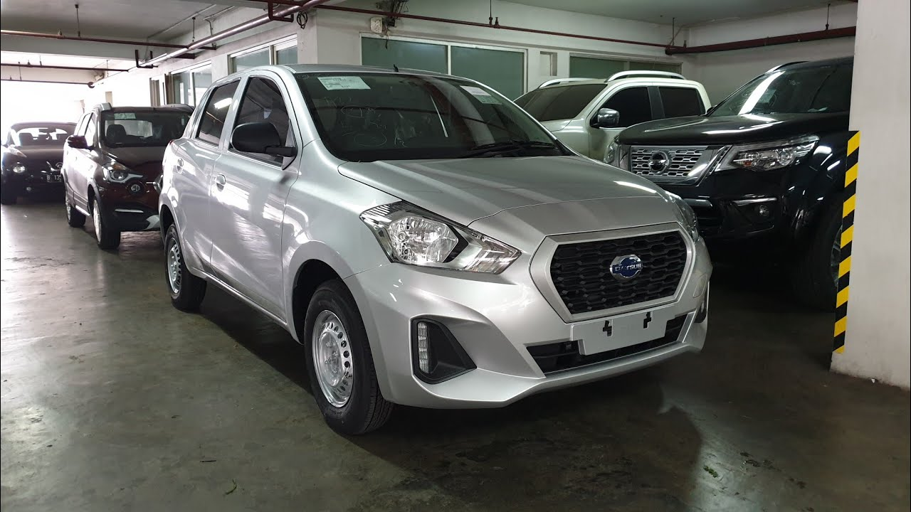 Datsun Go Panca D M T Facelift 2019 In Depth Review Indonesia Youtube