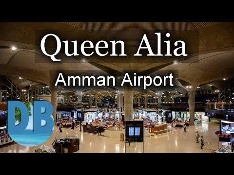 Queen Alia International Airport Amman Jordan