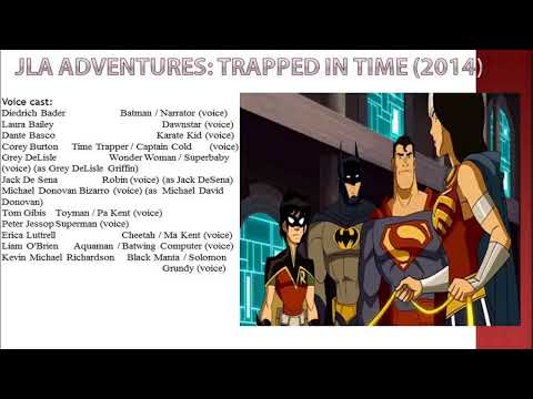 JLA Adventures:Trapped in Time DVD review