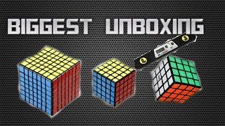 massive unboxing   speedcube com au