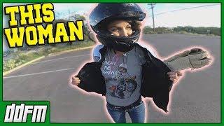 My Hot Biker Girl / Girlfriend on a Motorcycle Weekend Recap Dual Vlog