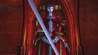 Vampire Hunter D (PS1) Boss 8 Carmilla - No Damage