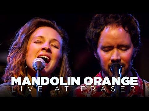 Mandolin Orange – Live at Fraser (Full Set)