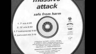 Massive Attack - Safe from harm - Blue Lines