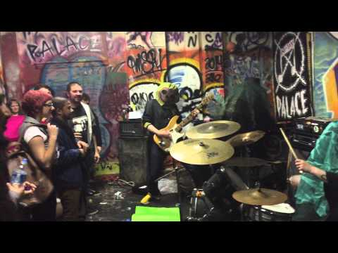 2015-04-06 SLOTH live at Taxidermy Palace in Cleveland, Ohio.