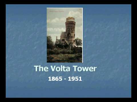 The Volta Tower 1865 - 1951