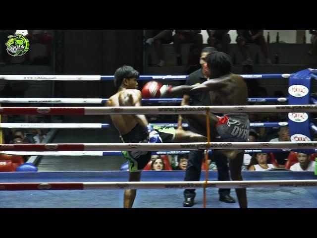 Rudy Emerald Muay Thai gym vs Tawanmai Bangnu gym