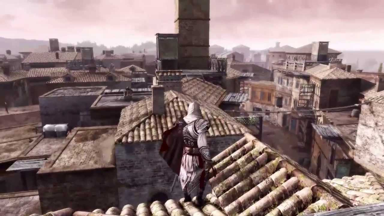 Assassin's Creed II - SweetFX 1.5.1 [1080P] - YouTube