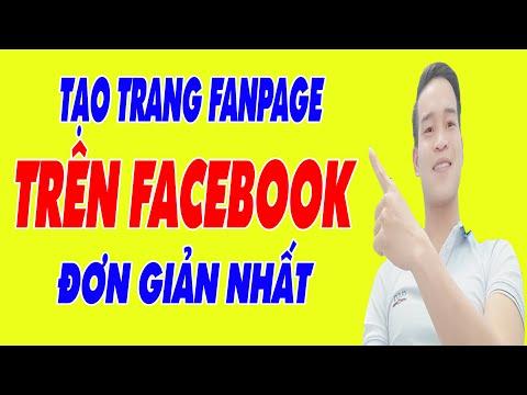 Cách Tạo Trang Fanpage Trên Facebook Bằng Điện Thoại – Đơn Giản, Dễ Hiểu