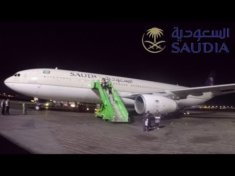 TRIP REPORT | Saudia A330-343R, Dubai (DXB) - Jeddah King Abdulaziz International (JED)