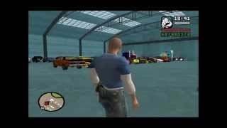 VIN DIESEL SKIN FAST & FURIOUS 8 GTA SAN ANDREAS TUNING CARS FULL HD 1080p BY OLIVEIRA