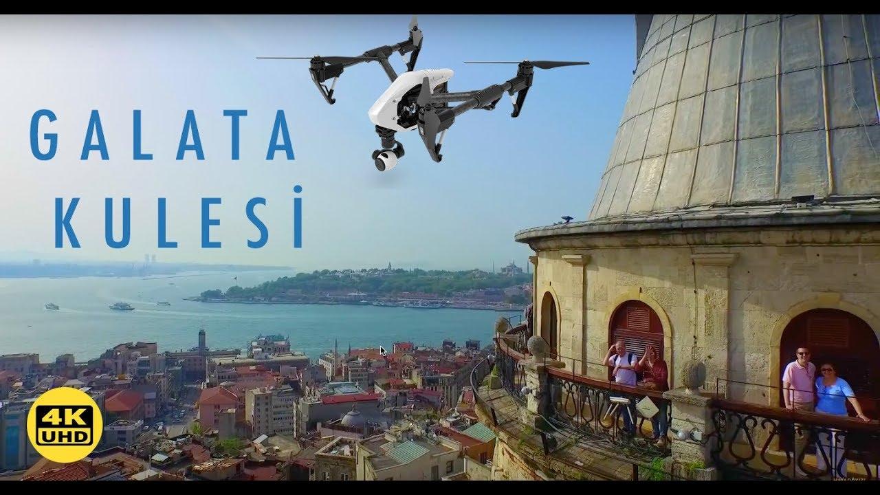 Istanbul Hd Wallpaper İstanbul Galata Kulesi Harika Drone G 246 R 252 Nt 252 Leri Youtube