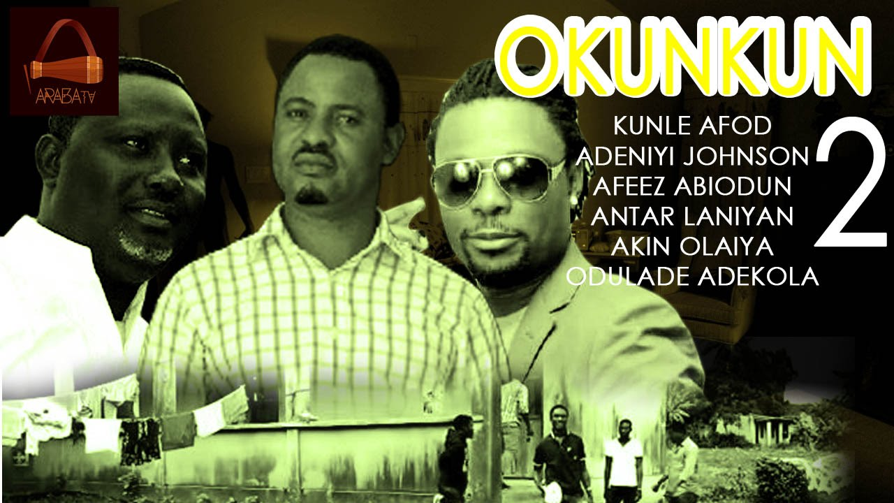 Download Okunkun 2 - Yoruba Latest 2015 Movie.