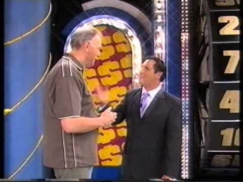 Price Is Right (Australia) - 2004 - Laurie's Mega Showcase (FULL SHOW!)