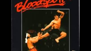 Bloodsport Soundtrack   Fight To Survive Extended Version VERY VERY RARE