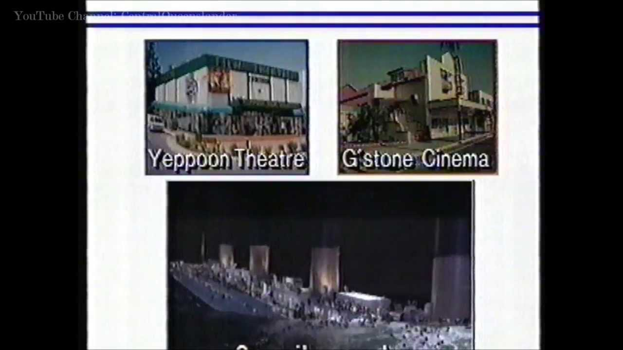 Cinema rockhampton