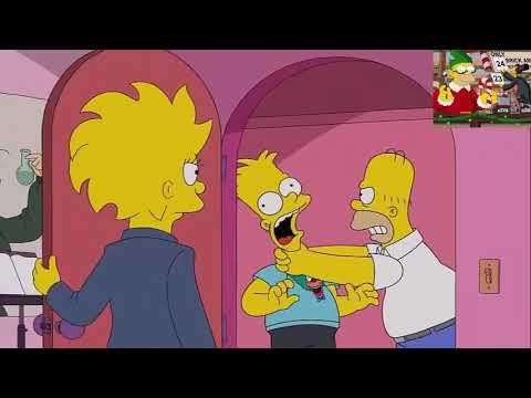 Los Simpson La historia de Lisa Temporada 29 Parte1/5 ...