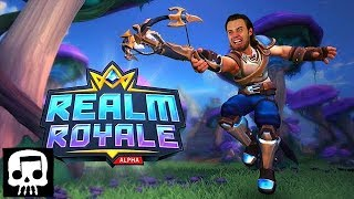 MIEUX QUE FORTNITE ? - Gameplay Realm Royale