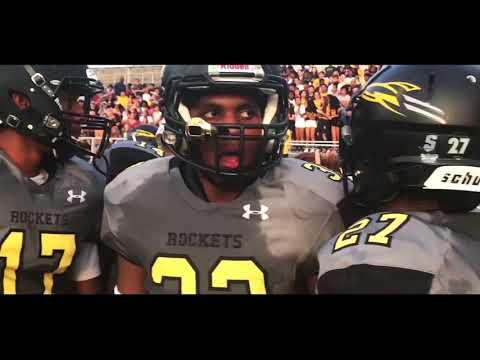 Rockets Vs. Sherwood Football Hype Video9.21.19 @ Richard Montgomery High School