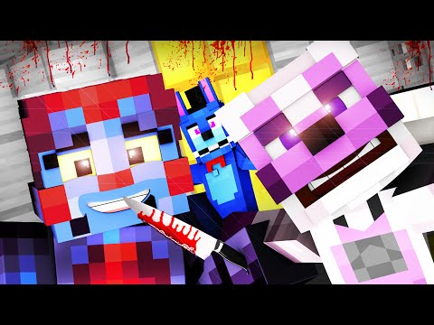 FNAF Sister Location - FUNTIME FREDDY! (Minecraft Roleplay) Night 2