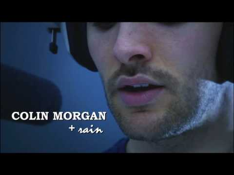 Colin Morgan's soothing voice  rain  40 mins