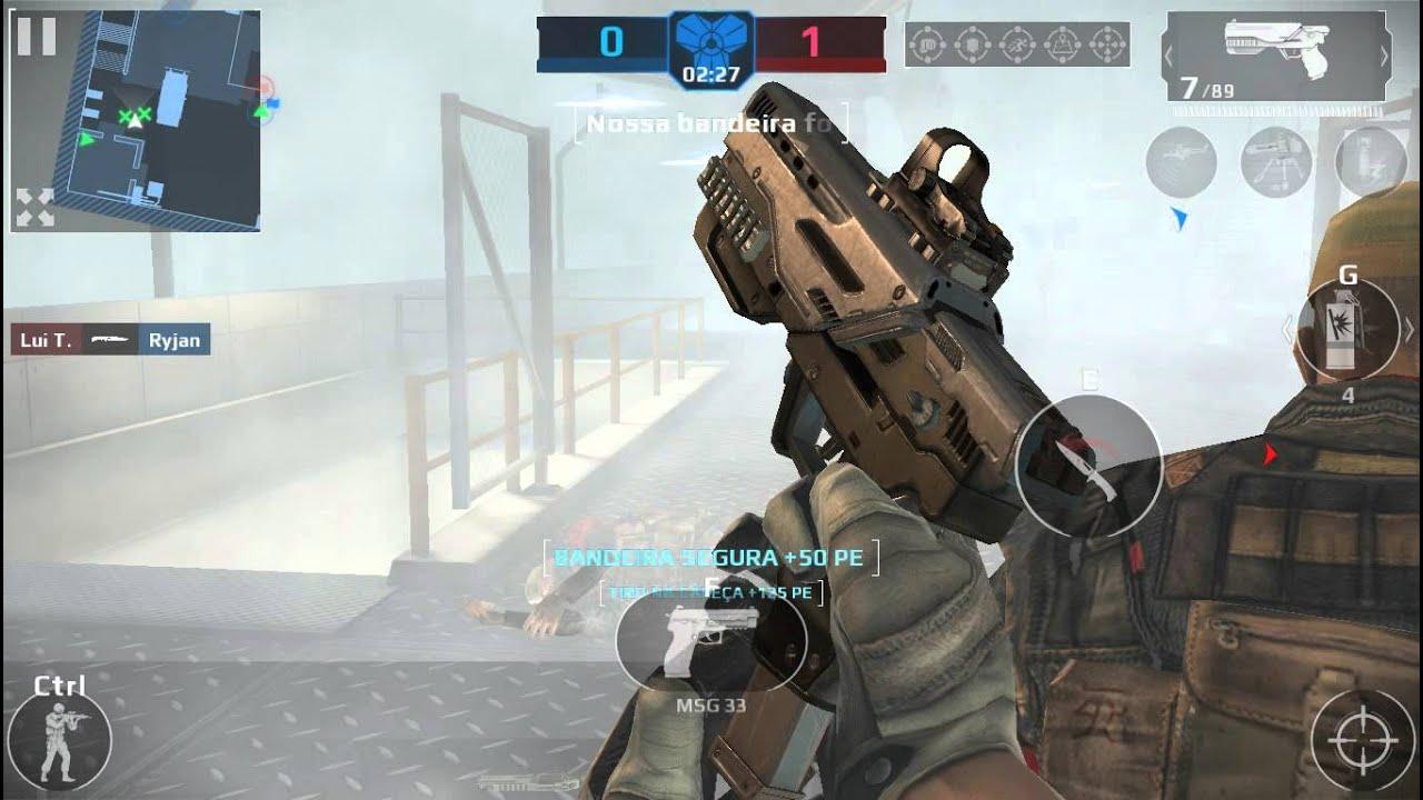 Modern Combat 3 For PC (Windows 10/ Mac) Free Download