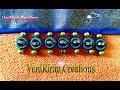 How to make Saree Kuchu/Tassels Design using Silk Thread with Beads - Design 10
