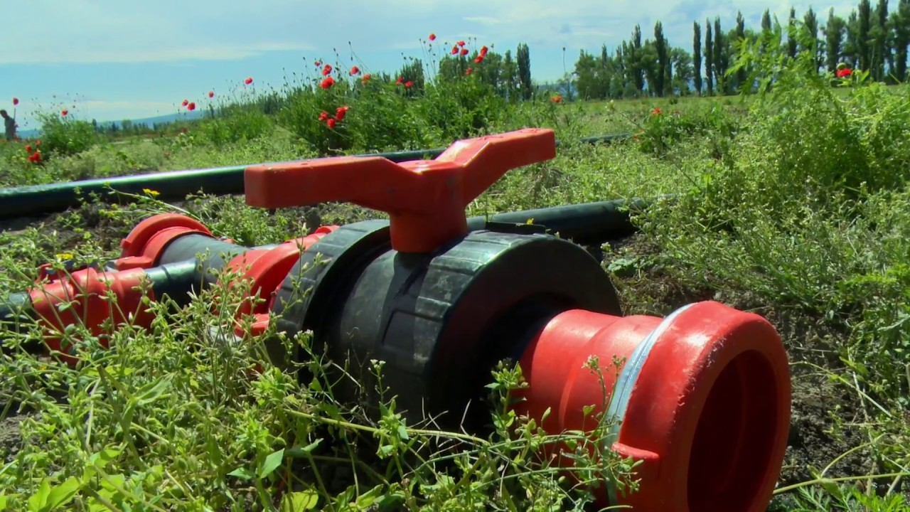 Irrigation System For Nursery You
