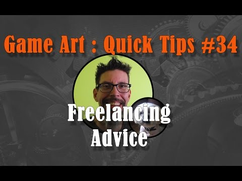 Quick Tip #34 : Career Advice - Freelancing