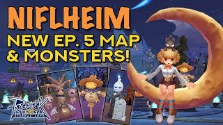 NIFLHEIM: NEW EPISODE 5 MAP AND MONSTERS!!