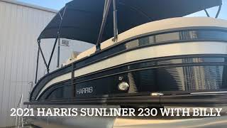 For more information call billyat 936-223-6770 or 281-326-4224 click the link below!https://www.marinemax.com/boats-for-sale/details/new/harris-pontoons/s...
