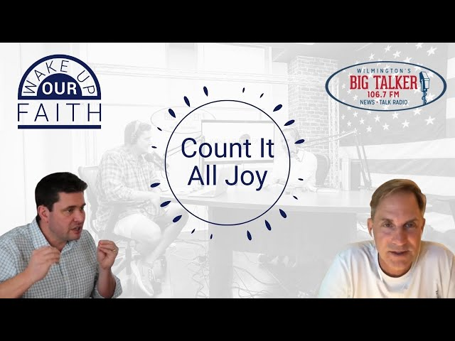 How Do We Count It All Joy?