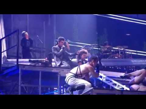 Adam Lambert -For Your Entertainment (AMA 2009)