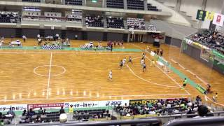 【Fリーグ2013】デウソン神戸 vs 湘南ベルマーレ 前半1/2 thumbnail