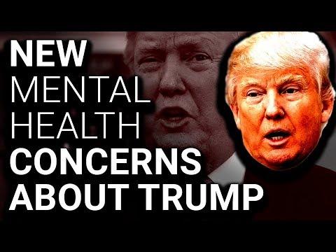 Trump Mental Health Concerns Sparked by Bizarre Tweets