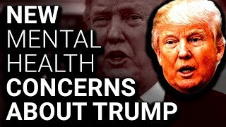 Trump Mental Health Concerns Sparked by Bizarre Tweets
