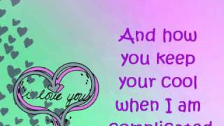 I Love You Lyrics - Avril Lavigne